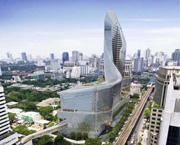 螺旋状の建築美を備えた「パーク ハイアット バンコク」の開業計画を発表