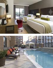 米国ナパとサバンナにアンダーズ ホテルが誕生