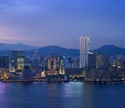 「ハイアットリージェンシー香港 - 尖沙咀」のサロンが新しくなりました